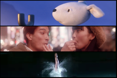 Ad smackdown II: Olympics vs Chinese New Year vs Valentine's Day