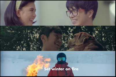 Ad smackdown: Olympics vs Chinese New Year vs Valentine's Day