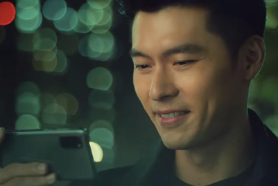 Hyun Bin speaks (a word of) Tagalog for Smart Communications