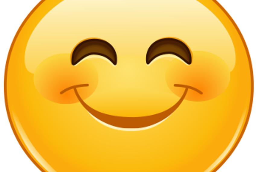 Smile! It's world emoji day