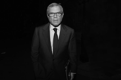 Sorrell's S4 Capital manages to grow despite Covid-hit summer