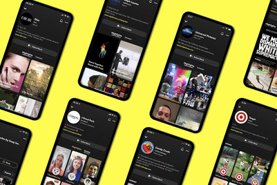 Snapchat launches brand profiles to strengthen advertiser ties with users