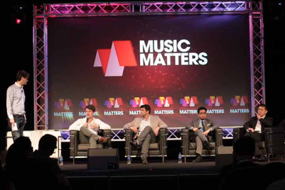 The importance of being social: Digital & Music Matters