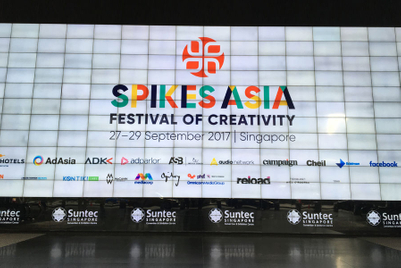 Live from Spikes Asia 2017