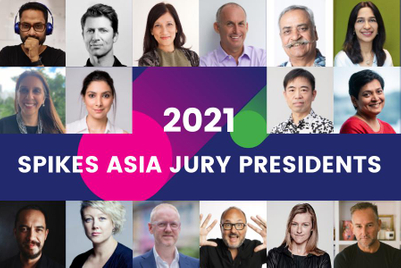 Spikes Asia jury presidents and Tangrams jury announced