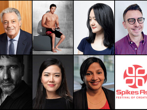 Spikes Asia adds to speaker lineup