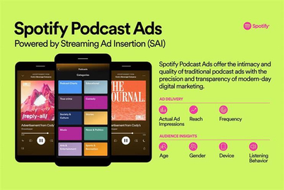 A closer look at Omnicom and Spotify's $20m podcast advertising deal