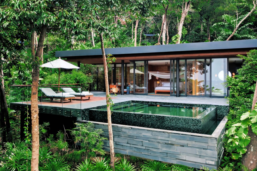 Six Senses Krabey Island in Cambodia is set to open on March 1