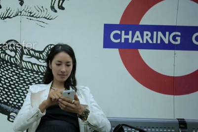 Standard Chartered promotes mobile services with international drama