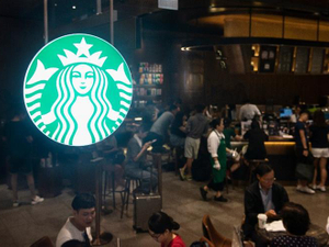 Starbucks growth agenda 'firing on all cylinders' in US and China