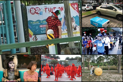 Marketing stunts: APAC's strangest (and stupidest) on-the-street promotions