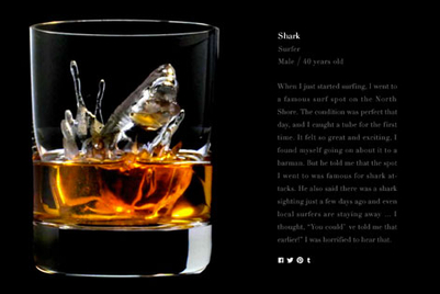 Suntory lets whisky fans design their own rocks