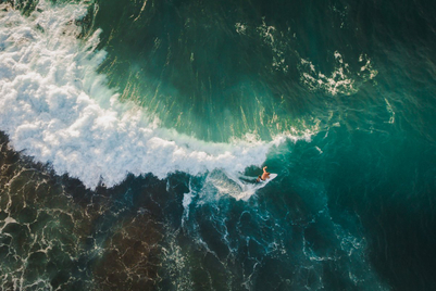 A surfer's guide to creativity
