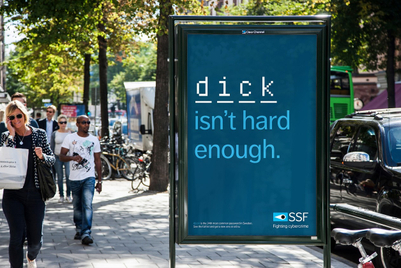 Password-strength campaign gets a little personal