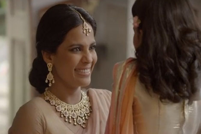 Tanishq prompts reaction in India with jewellery ad featuring remarriage