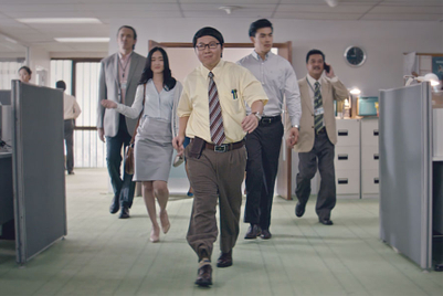'Stephen' goes big for TD Ameritrade's first foray in Asia