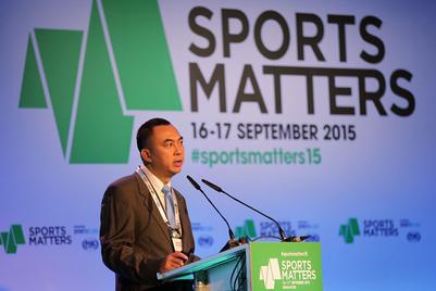 体育产业的巨浪即将席卷中国:Sports Matters峰会