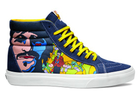 The Beatles & Vans singing in a Yellow Submarine