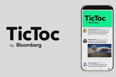TicToc for Bloomberg launches in Asia