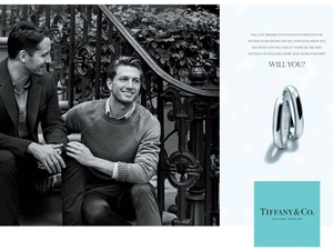 Tiffany's modern take on engagement around engagements