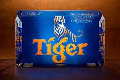 Tiger Beer frees its eponymous feline