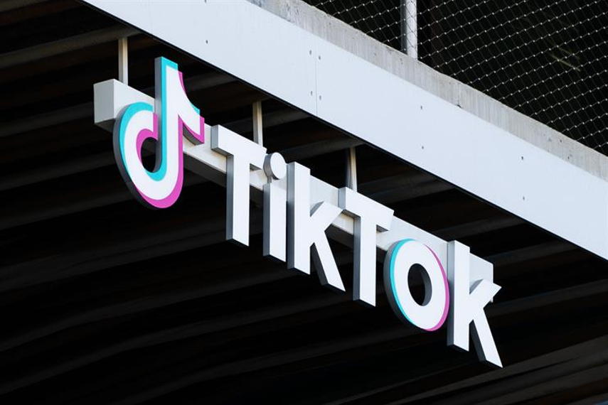 TikTok: has been working to improve brand safety (Picture: AaronP/Bauer-Griffin/Getty)