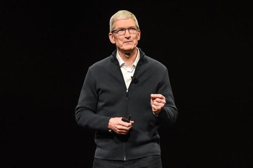 Apple CEO: Tim Cook