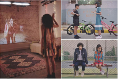 Tinder fills India ad with hopeful meet-cute moments