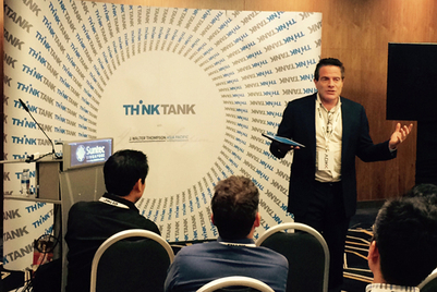 J. Walter Thompson brings Think Tank to Spikes Asia
