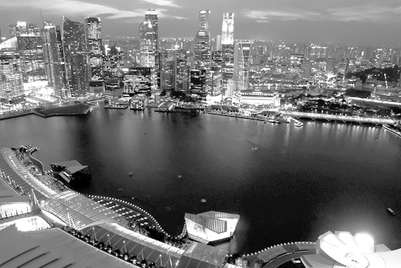 Conservative outlook takes root in Singapore