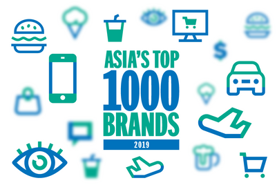 Welcome to Asia's Top 1000 Brands 2019