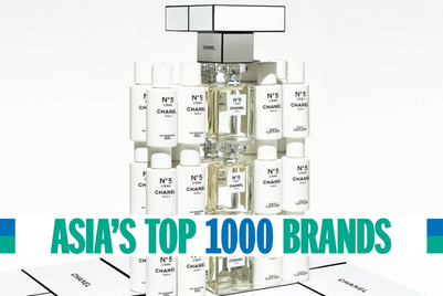 China's Top 100 Brands: Chanel the most wanted—again