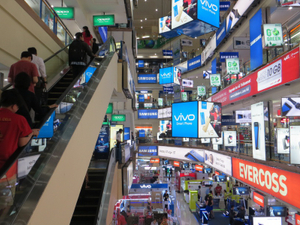 Indonesia's top mobile-friendly brands