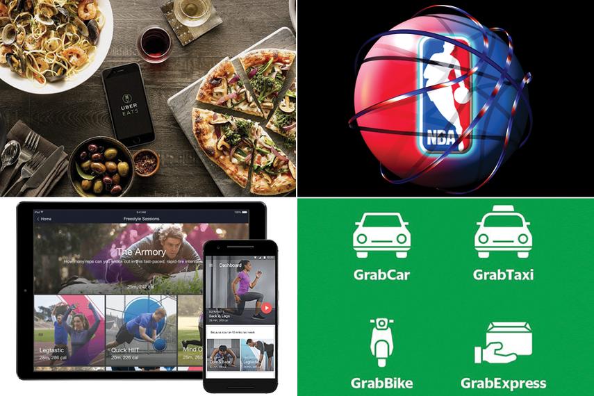 New entrants: Ride-sharing apps proving uber-popular