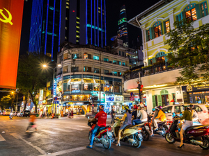Vietnam: young, vibrant and on the move