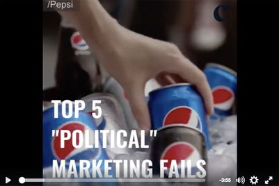 Top 5: How not to bring politics into marketing