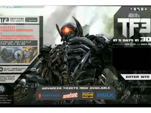 CASE STUDY: How Transformers changes consumers' online experience