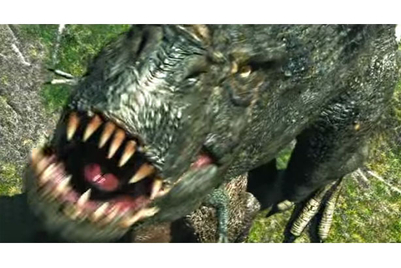 Okamoto made a Jurassic sex video