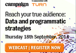 Reach your true audience: Data and programmatic strategies