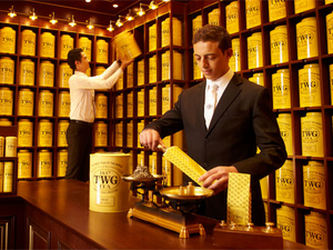 Asian Champions of Design: TWG Tea