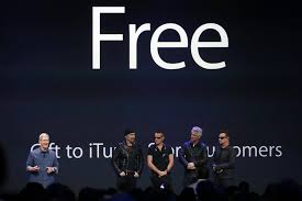 Have U2 and Apple officially killed the value of music?