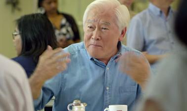Visa's 'Uncle Sim' dispenses life-hacking tips for Singapore
