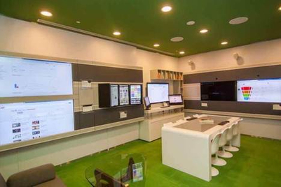 Inside Unilever's real-time command centre in Singapore