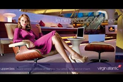 Virgin Atlantic launches 'Your airline's either got it or it hasn't' global campaign