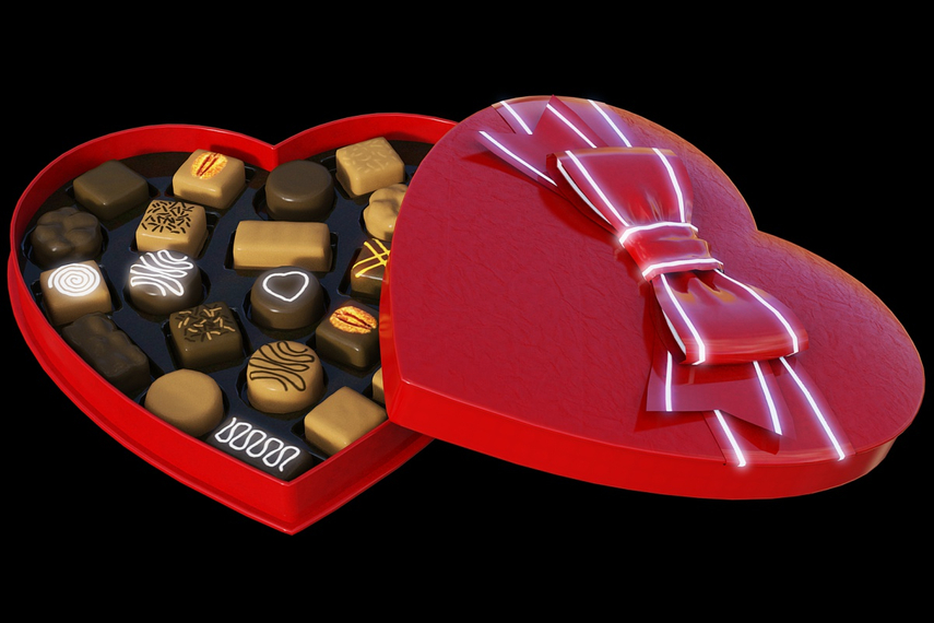 Godiva challenges the soullessness of Valentine's Day in Japan