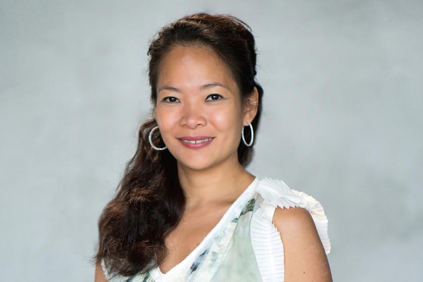 Valerie Madon (nee Cheng)