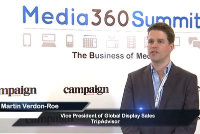 Video: Martin Verdon-Roe on TripAdvisor's data-enabled business