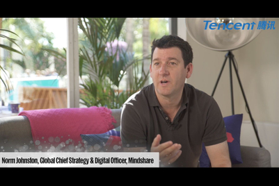 Campaign at Cannes interview: Mindshare's Norm Johnston