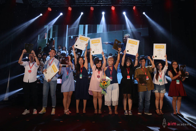 2017 Vietnam Young Spikes announces winners