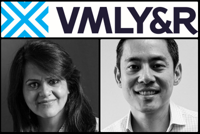 VMLY&R reorganisation taking shape in Asia